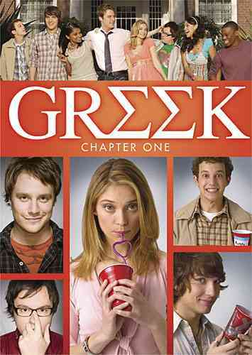 GREEK SEASON 1:CHAPTER ONE BY GREEK (DVD)