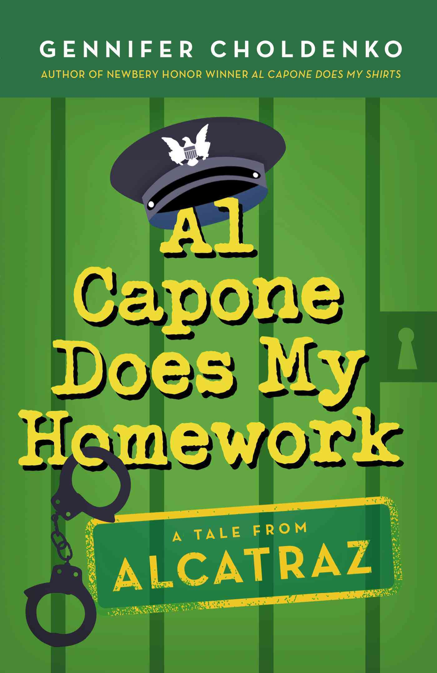 Al Capone Does My Homework By Choldenko, Gennifer